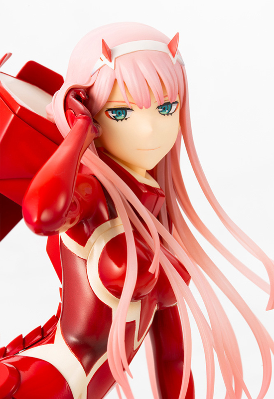 Darling In The FranXX: Zero Two (Complete Figure)