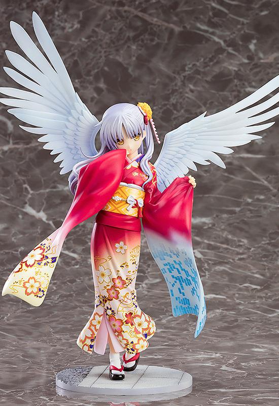 Angel Beats!: Kanade Tachibana Haregi Ver. (Complete Figure)