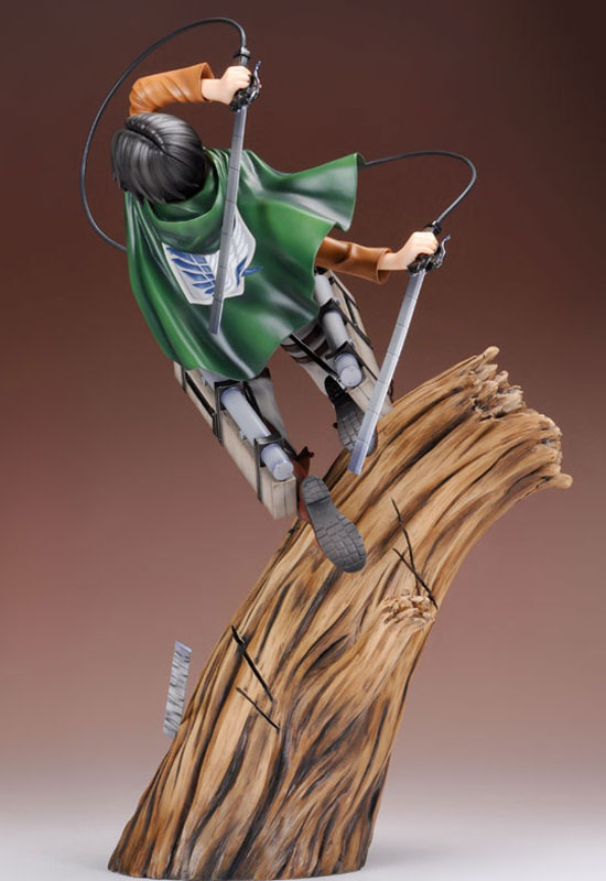 Attack on Titan: Levi Renewal Package ver. (Complete Figure)