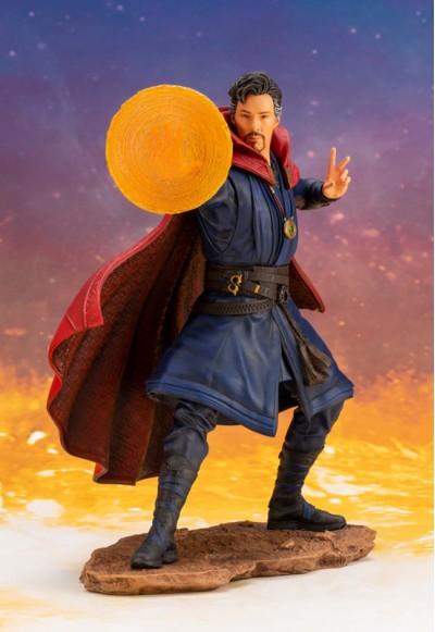 Marvel: Dr. Strange Infinity War Ver. (Complete Figure)