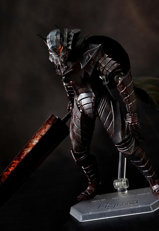 Berserk: Guts Berserker Armor Ver. Repaint Skull Edition (Figma)