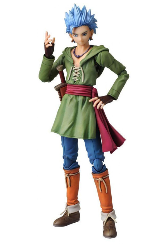 Dragon Quest XI: Erik (Action Figure)
