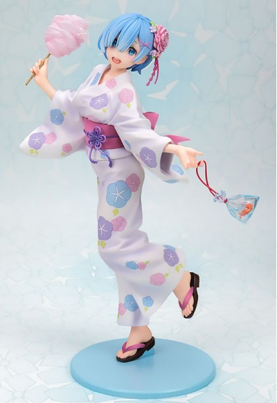Re: ZERO - Starting Life In Another World: Rem Yukata Ver. (Complete Figure)