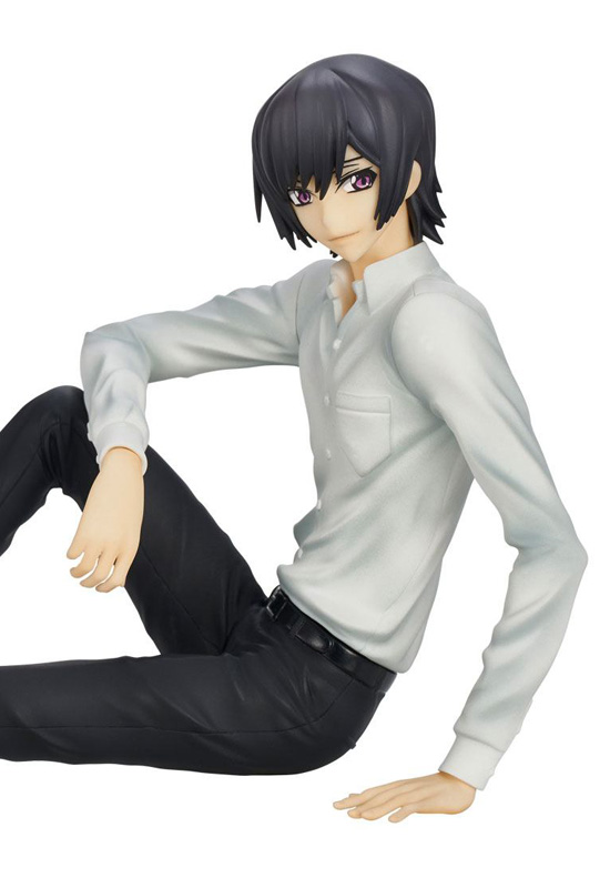 Code Geass: Lelouch Of The Rebellion: Lelouch Lamperouge (Complete Figure)