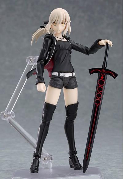 Fate/Grand Order: Saber/Altria Pendragon [Alter] Shinjuku Ver. (Figma)