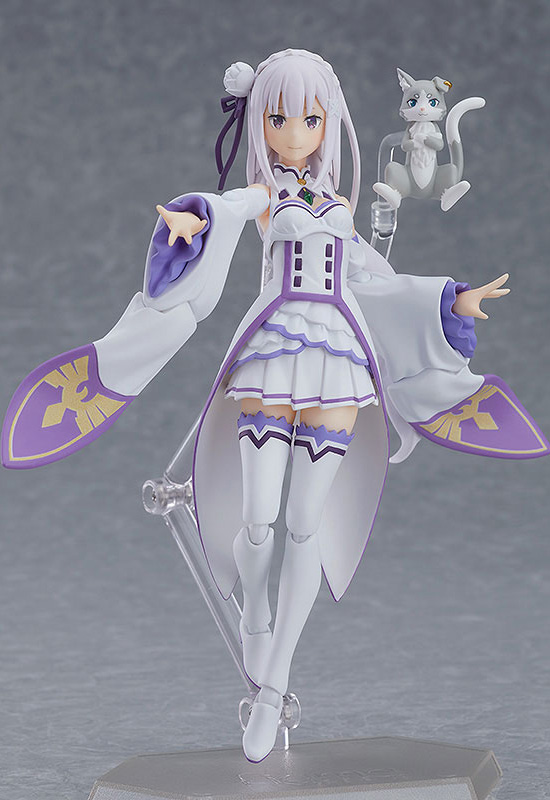 Re: ZERO - Starting Life In Another World: Emilia (Figma)