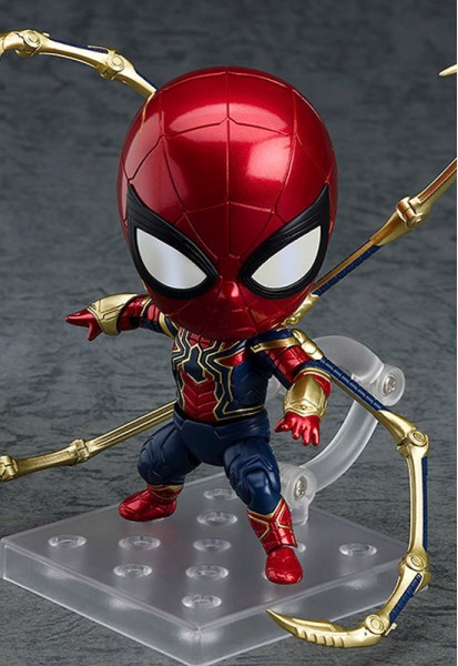 Avengers: Infinity War Spider-Man Infinity Edition (Nendoroid)