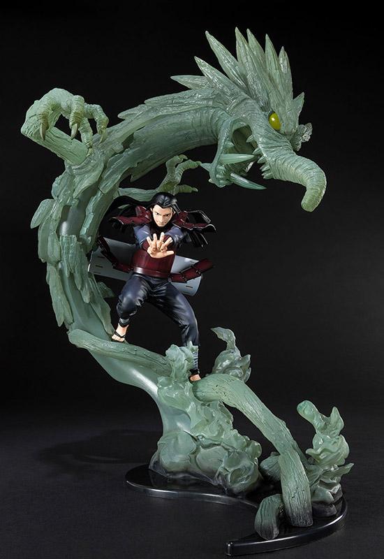 Naruto Shippuden: Hashirama Senju Wood Dragon (Complete Figure)