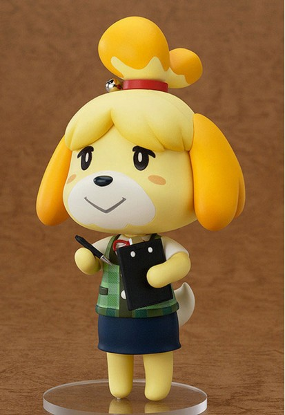 Animal Crossing New Leaf: Isabelle (Nendoroid)