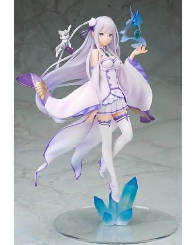 Re: ZERO - Starting Life in Another World: Emilia (Complete Figure)