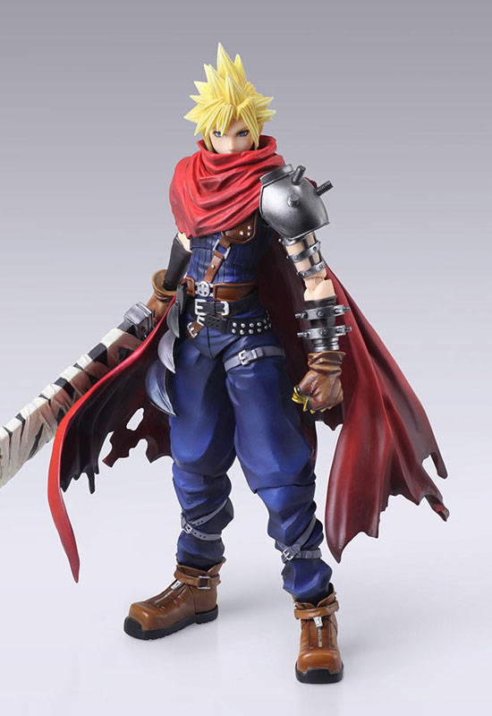 Final Fantasy VII: Cloud Strife Another Form Ver. (Action Figure)