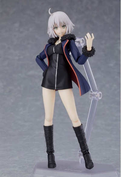 Fate/Grand Order: Avenger/Jeanne d'Arc [Alter] Shinjuku Ver. (Figma)
