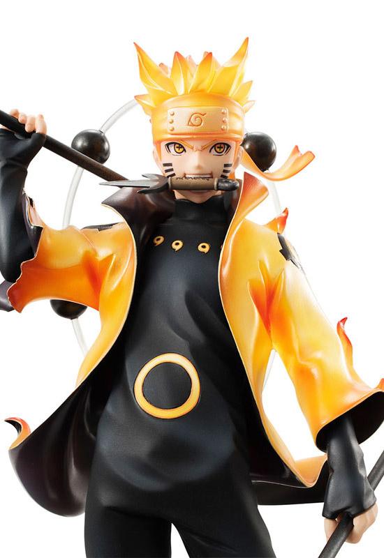 Naruto Shippuden: Uzumaki Naruto Rikudo Sennin Mode (Complete Figure)