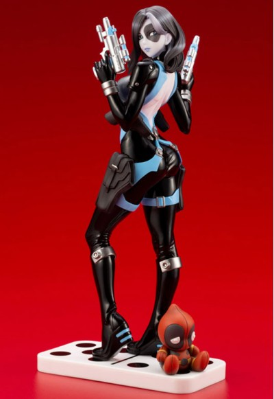 Marvel: Domino (Complete Figure)