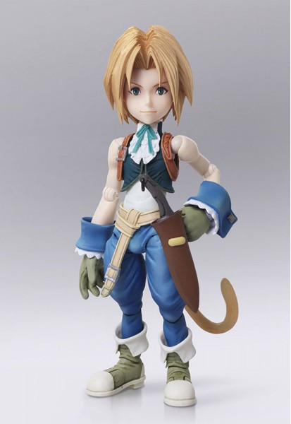Final Fantasy IX: Zidane Tribal & Garnet Til Alexandros XVII (Action Figure)