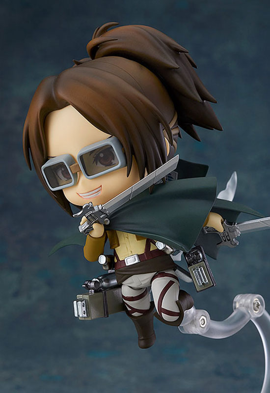 Attack on Titan: Hange Zoe (Nendoroid)