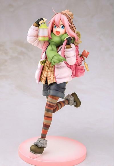 Yurucamp: Nadeshiko Kagamihara (Complete Figure)