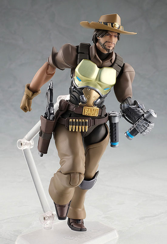 Overwatch: McCree (Figma)