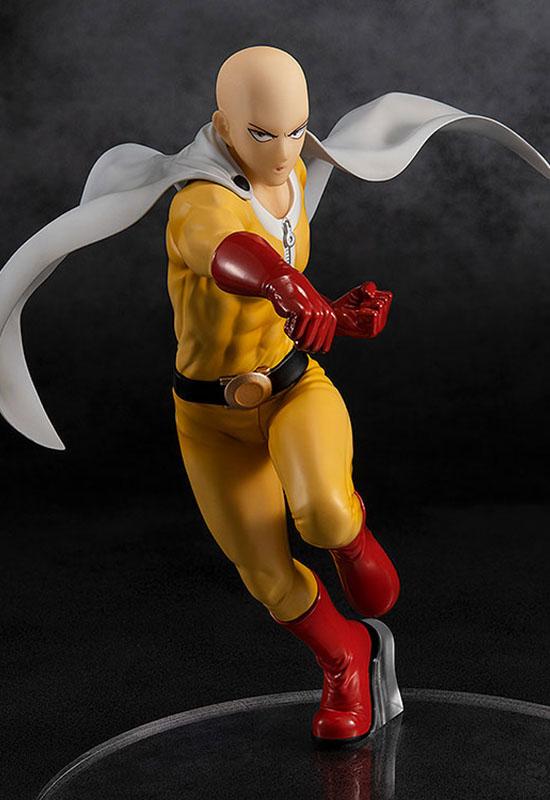 One-Punch Man: Saitama (Complete Figure)