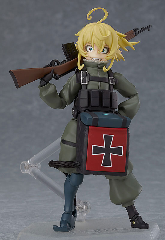 Saga of Tanya the Evil: Tanya Degurechaff (Figma)