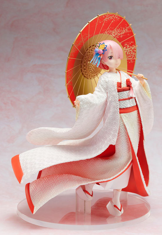 Re: ZERO - Starting Life in Another World: Ram White Kimono (Complete Figure)