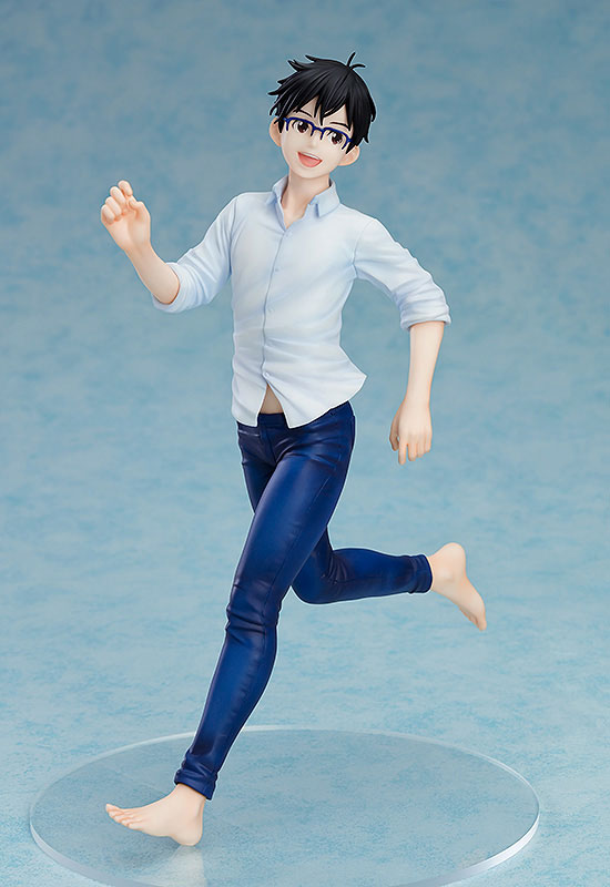 Yuri on Ice: Yuri Katsuki (Complete Figure)