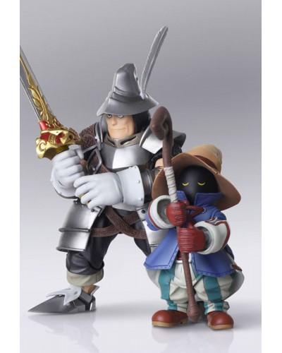 Final Fantasy IX: Vivi Ornitier & Adelbert Steiner (Action Figure)