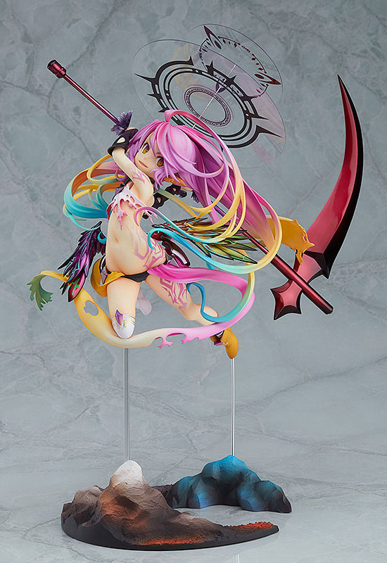 No Game No Life Zero: Jibril Great War Ver. (Complete Figure)