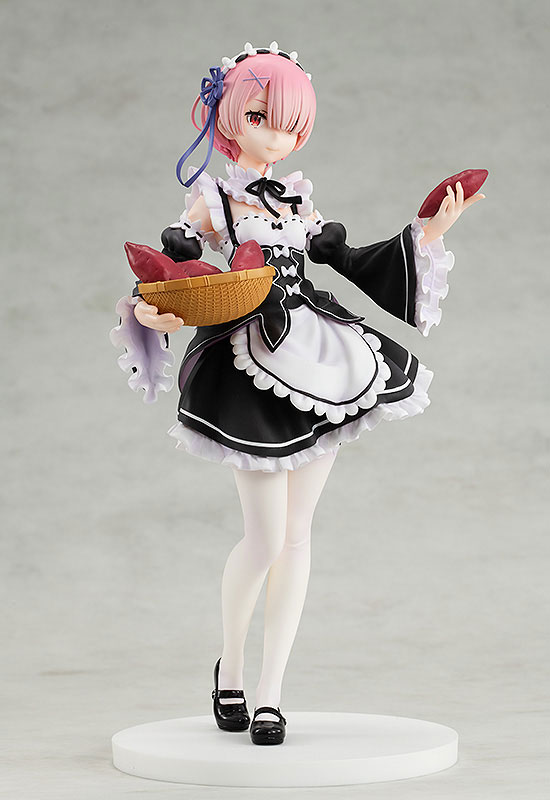 Re: Zero - Starting Life in Another World: Ram Tea Party Ver. (Complete Figure)