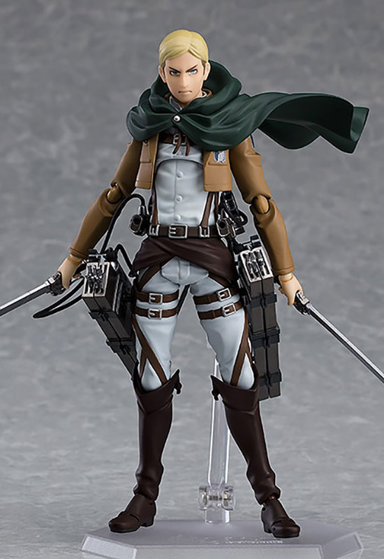 Attack on Titan: Erwin Smith (Figma)