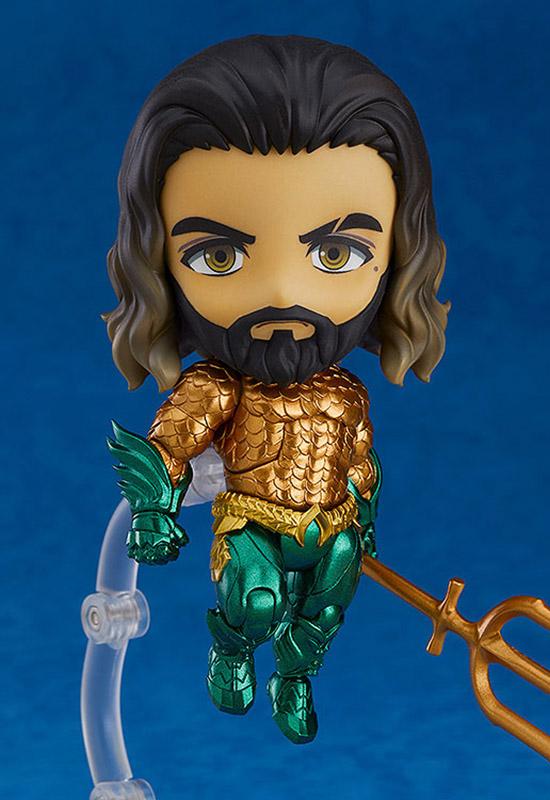 DC Comics: Aquaman Hero's Edition (Nendoroid)