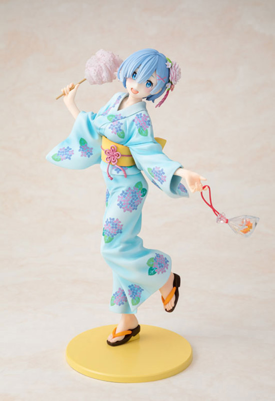 Re: ZERO - Starting Life in Another World: Rem Yukata Ver. Repaint (Complete Figure)