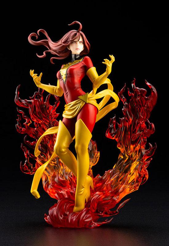 Marvel: Dark Phoenix Rebirth (Complete Figure)