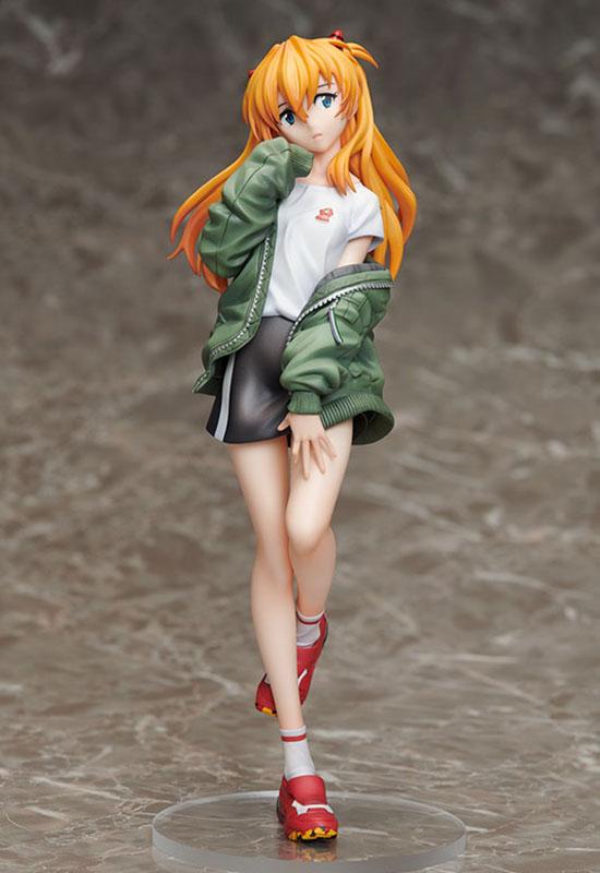 Evangelion: Asuka Langley Shikinami Ver. RADIO EVA (Complete Figure)
