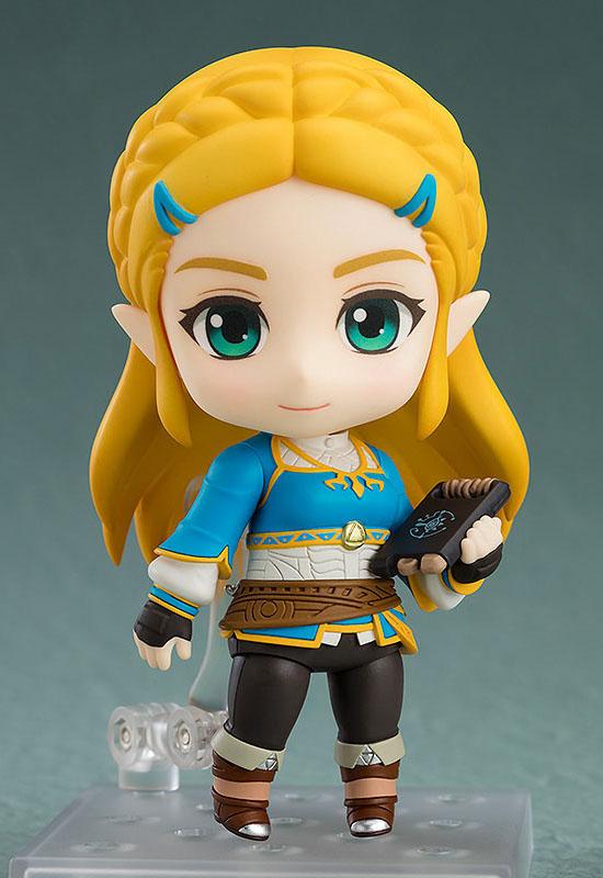 The Legend of Zelda: Princess Zelda Breath of The Wild Ver. (Nendoroid)
