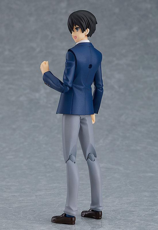 Blazer Body Ryo (Figma)