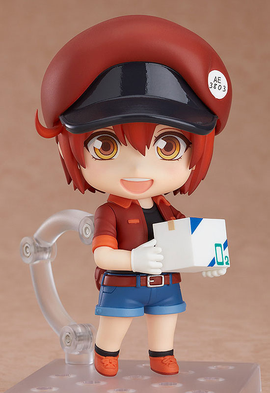 Cells at Work! Red Blood Cell (Nendoroid)