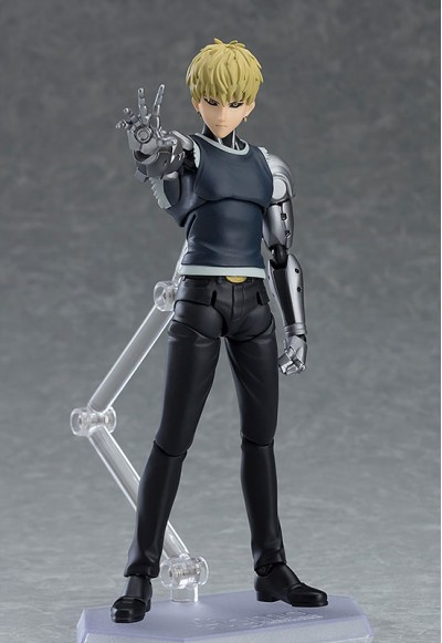 One-Punch Man: Genos (Figma)
