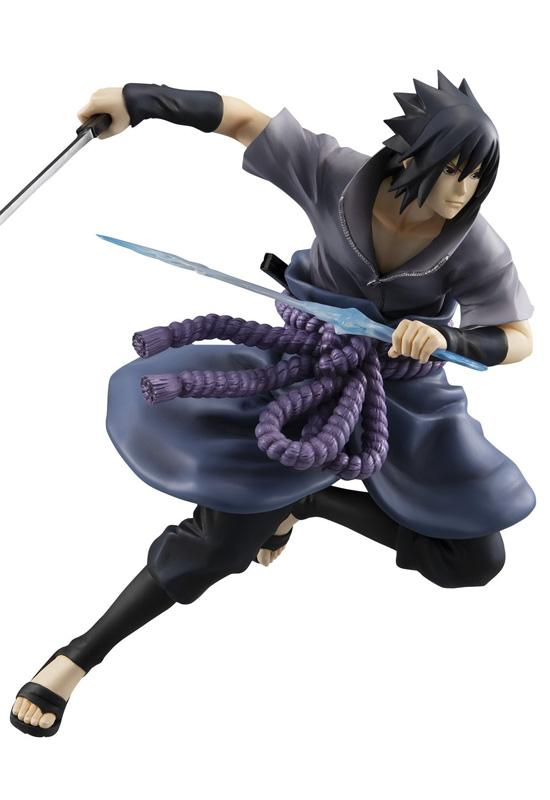 Naruto Shippuden: Sasuke Uchiha Shinobi World War Ver. (Complete Figure)