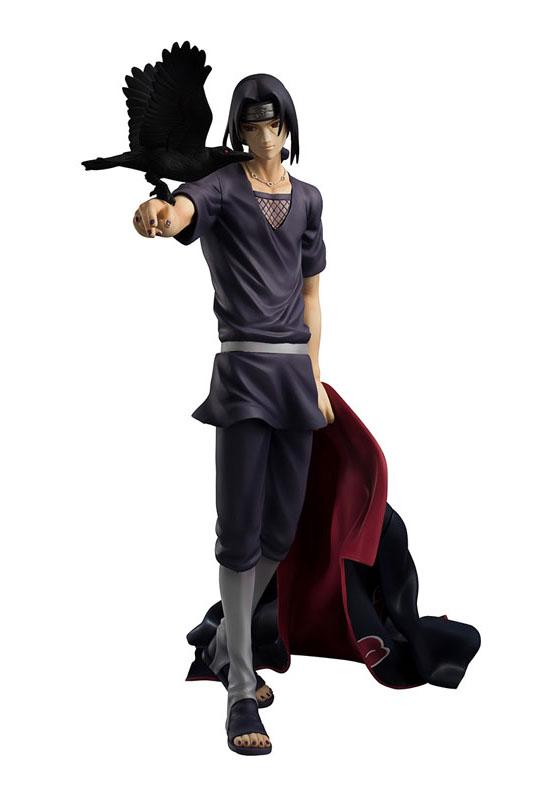 Naruto Shippuden: Itachi Uchiha (Complete Figure)