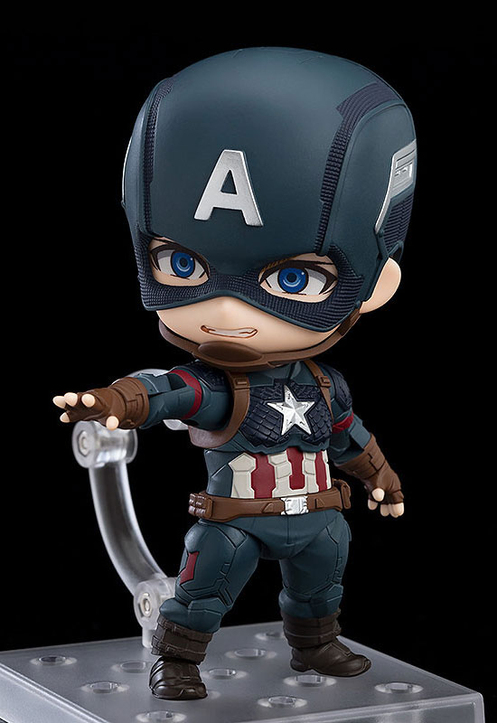 Avengers: Captain America Endgame Ver. (Nendoroid)