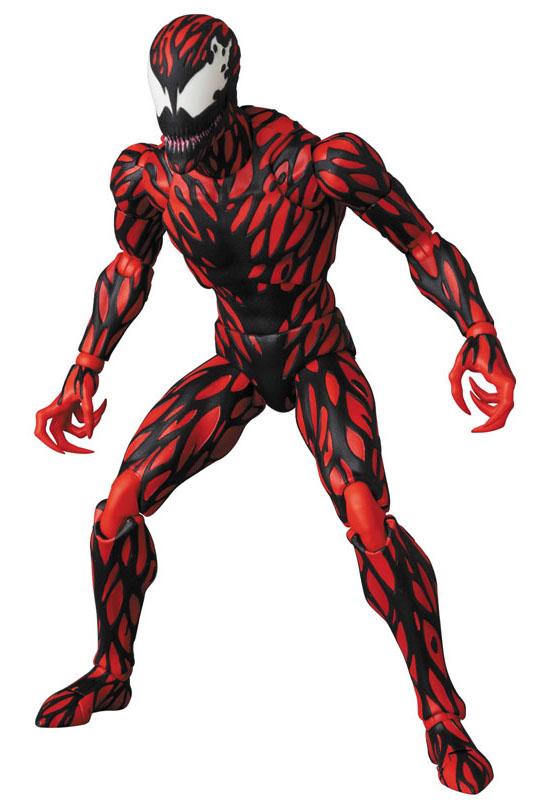 Marvel: Carnage Comic Ver. (Action Figure)