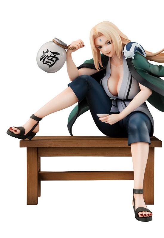 Naruto Shippuden: Tsunade (Complete Figure)