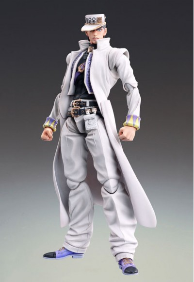 JoJo's Bizarre Adventure Part.IV: Jotaro Kujo (Action Figure)