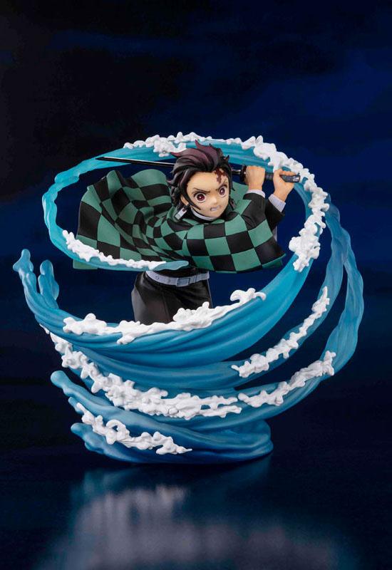 Kimetsu no Yaiba: Tanjiro Kamado Water Breath (Complete Figure)