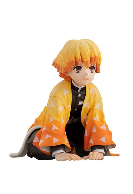 Kimetsu no Yaiba: Palm Size Zenitsu-kun (Complete Figure)