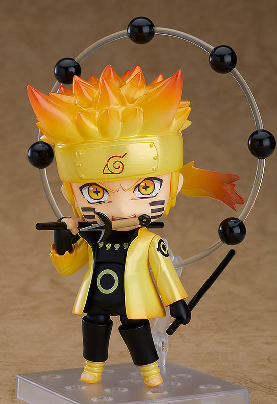 Naruto Shippuden: Naruto Uzumaki Sage of the Six Paths Ver. (Nendoroid)
