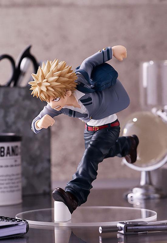 My Hero Academia: Katsuki Bakugo (Complete Figure)