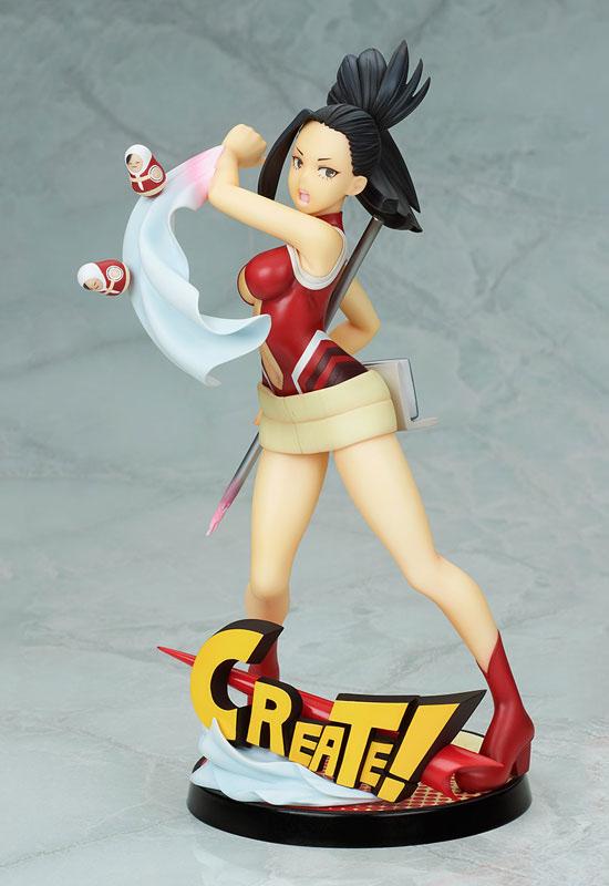 My Hero Academia: Momo Yaoyorozu Hero Suit Ver. (Complete Figure)
