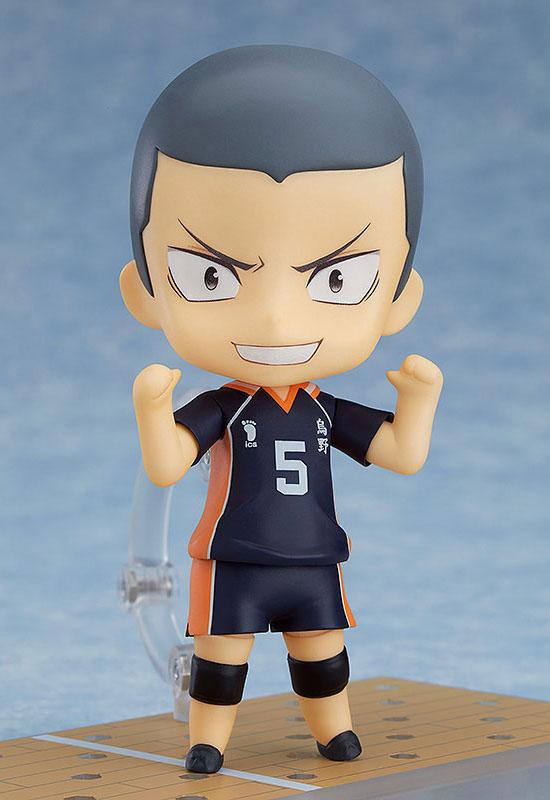 Haikyuu!! Ryunosuke Tanaka (Nendoroid)